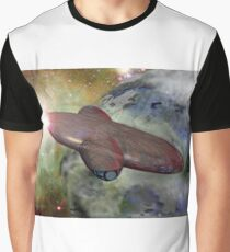 Going for Planet Fall Graphic T-Shirt