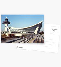 Dulles Airport, Washington DC Postcards