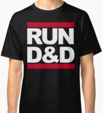 Run D&D Classic T-Shirt