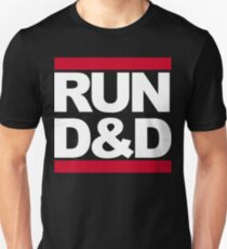Run D&D Unisex T-Shirt
