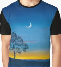 The Last Embers Of The Day Graphic T-Shirt