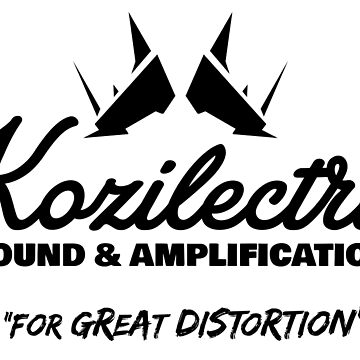 Kozilectric Sound & Amplification - Light Theme by KrisEgan