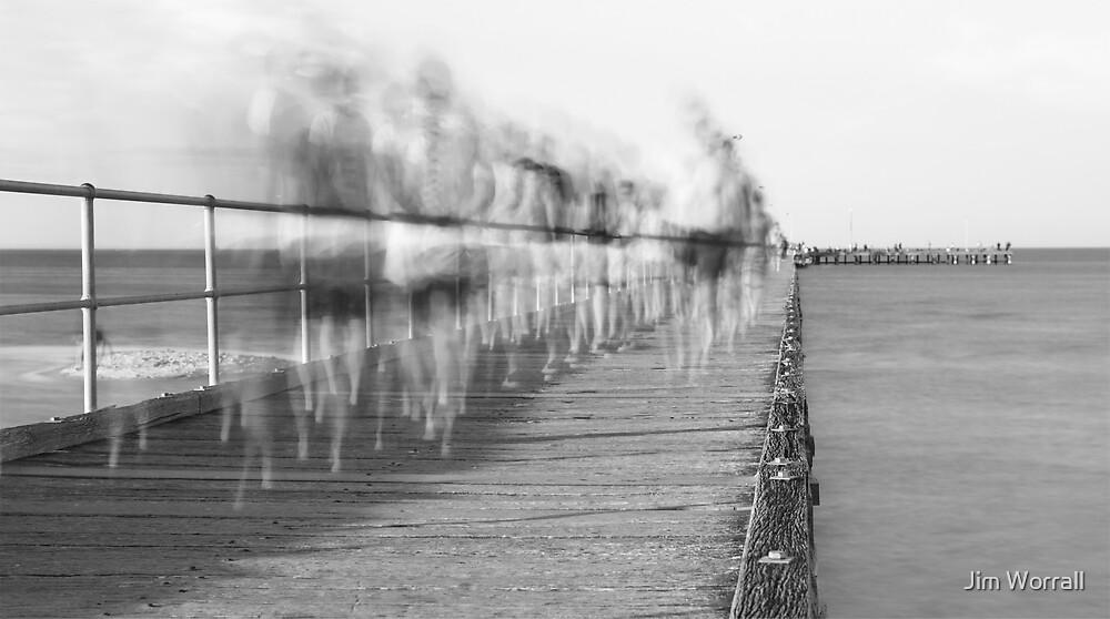 Rye Pier by Jim Worrall