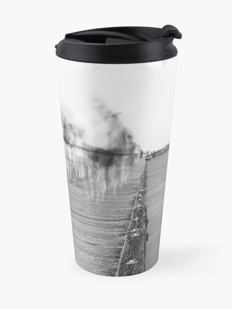 Alternate view of Rye Pier Travel Mug