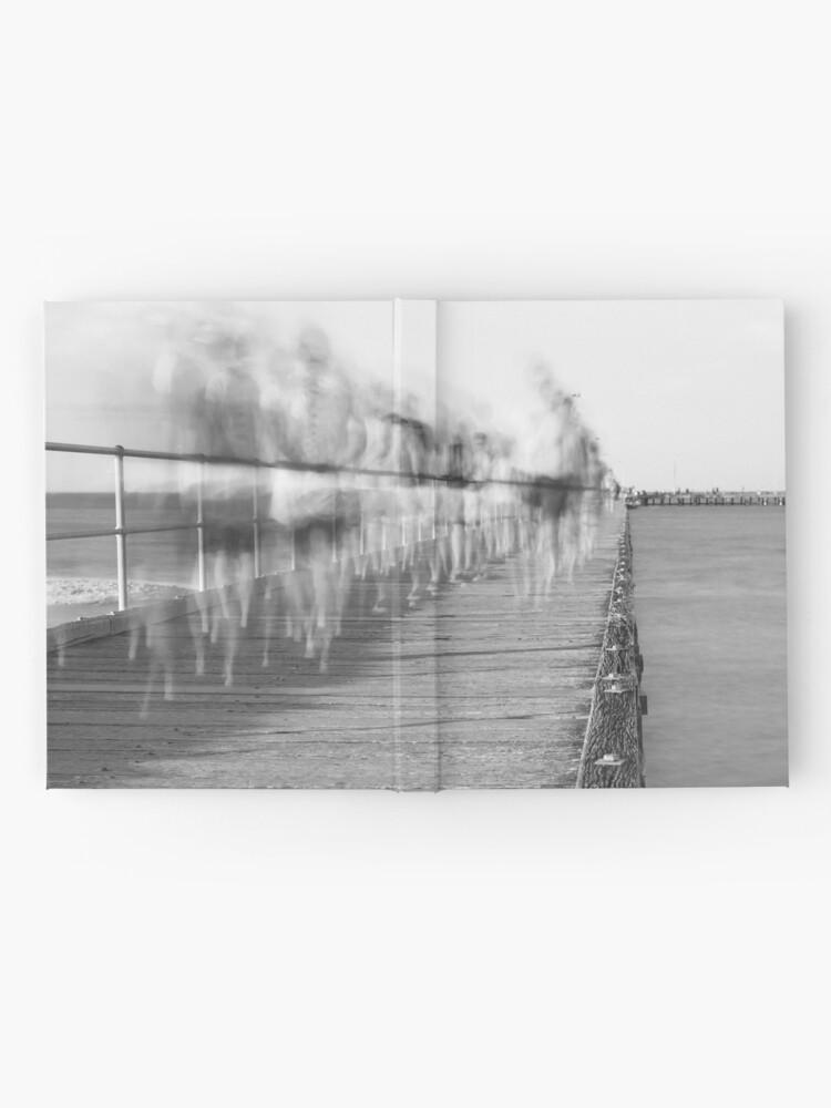 Alternate view of Rye Pier Hardcover Journal