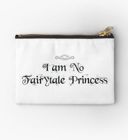 Ich bin keine Märchenprinzessin Täschchen