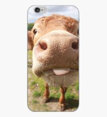 Cheeky Cow! iPhone Case