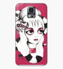 Lydia Deetz Case/Skin for Samsung Galaxy