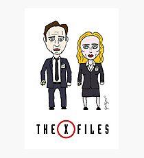 The X - Files Photographic Print