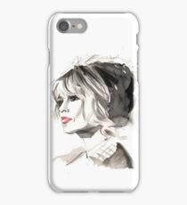 Brigitte Bardot iPhone Case/Skin