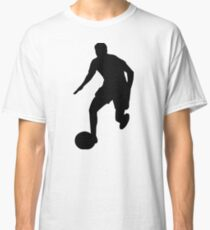 Football Player Classic T-Shirt