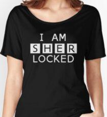 I'm Sherlocked Women's Relaxed Fit T-Shirt