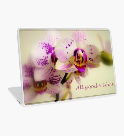 All good wishes... Laptop Skin