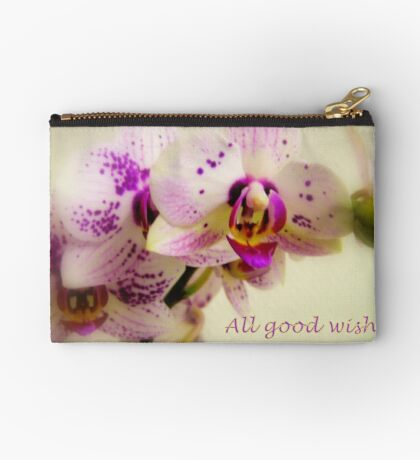 All good wishes... Studio Pouch