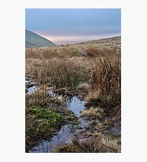 The Brecon Beacons Photographic Print