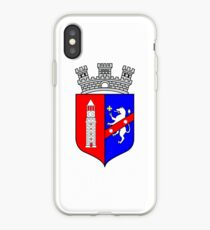 Coat of Arms of Tirana iPhone Case