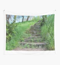 Stairway To Somewhere Wall Tapestry