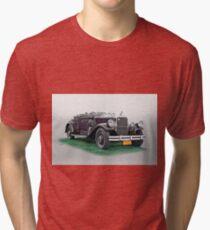 1930 Pierce Arrow B Roadster Tri-blend T-Shirt
