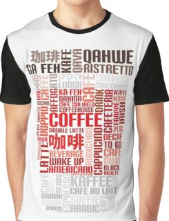 Coffee to go! Graphic T-Shirt