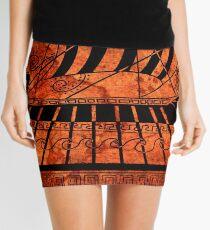 Minifalda antiguo draco de Grecia