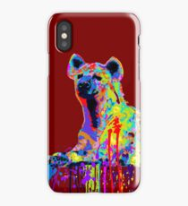 Bleeding Africa iPhone Case/Skin