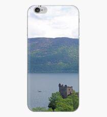 Nessie at Glen Urquhart Castle! iPhone Case