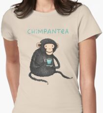Chimpantea Women's Fitted T-Shirt