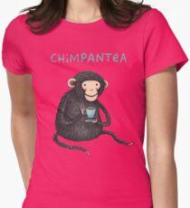 Chimpantea Womens Fitted T-Shirt