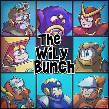 0032 - The Wily Bunch by brownbair