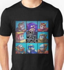 0032 - The Wily Bunch T-Shirt