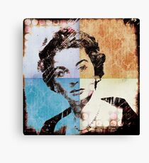 Stacys Mom no.167 Canvas Print