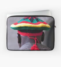 Knitted Tam Laptop Sleeve