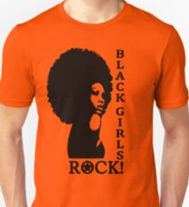Camiseta ajustada Black Girls Rock!