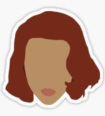 Widow's bite Sticker