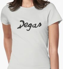 Edgar Degas - Signature T-Shirt