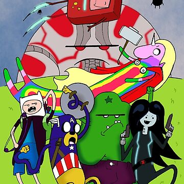 Avenger Time by mikmcdade