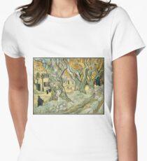 Vincent Van Gogh - The Road Menders, 1889 T-Shirt