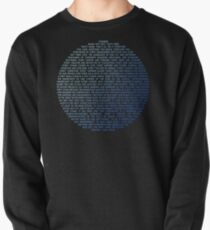 Pale Blue Dot - Carl Sagan Pullover