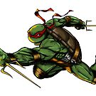 Raphael by kicofreak