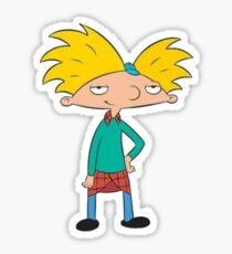 Hey Arnold! Sticker