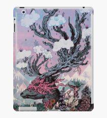 Journeying Spirit (deer) sunset iPad Case/Skin