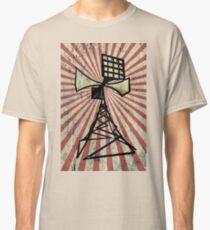 Siren radio tower Classic T-Shirt