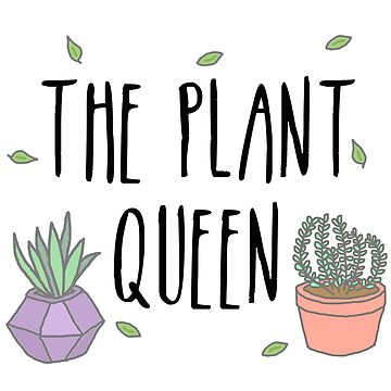 The Plant Queen by amberdaisy
