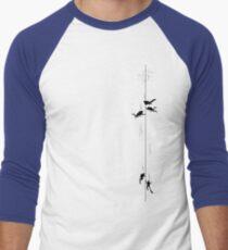 Scuba Diving  Men's Baseball ¾ T-Shirt