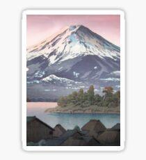 The Kawaguchi Trail Sticker