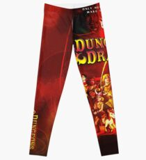 Dungeons & Dragons! Leggings