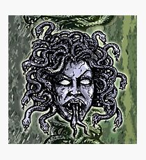 Medusa Gorgon Photographic Print