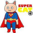 SuperCat von kijkopdeklok