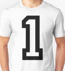 Nummer Eins Unisex T-Shirt