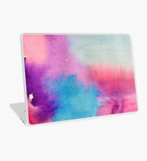 Watercolour abstract 1 Laptop Skin